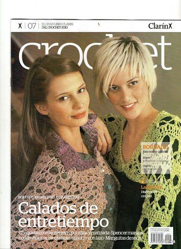 CLARIN CROCHET 2010 Nº7 - Daniela Muchut - Álbuns da web do Picasa