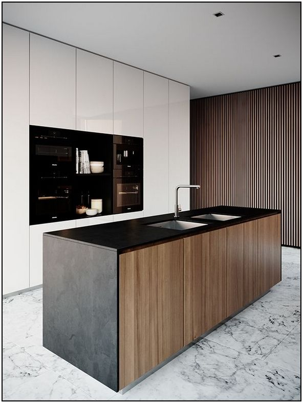 182 Best Clean Elegant Contemporary Kitchen Ideas Page 41 In