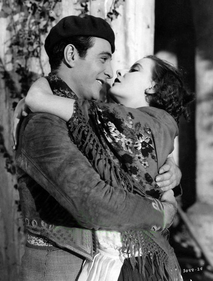 "classyhollwood: ""Greta Garbo and Ricardo Cortez Torrent (1926) """