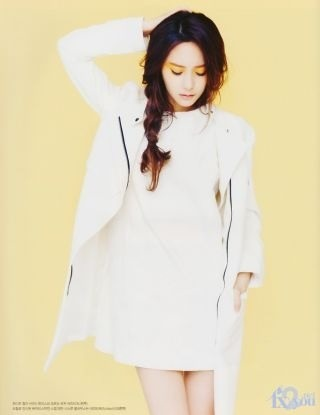 f(x) Krystal♡Vogue Magazine March Issue '13