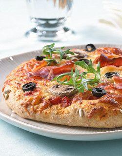 Spekepizza | www.greteroede.no | www.greteroede.no