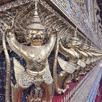 BBM Korea   Bangkok, Thailand   The Grand Palace and The Emerald Buddha