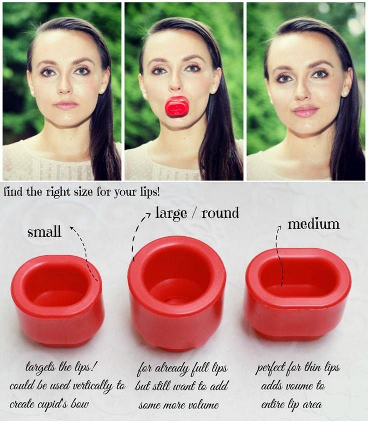How To Get Your Lips Plump Naturally