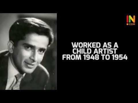 Legendary actor Shashi Kapoor dies at 79