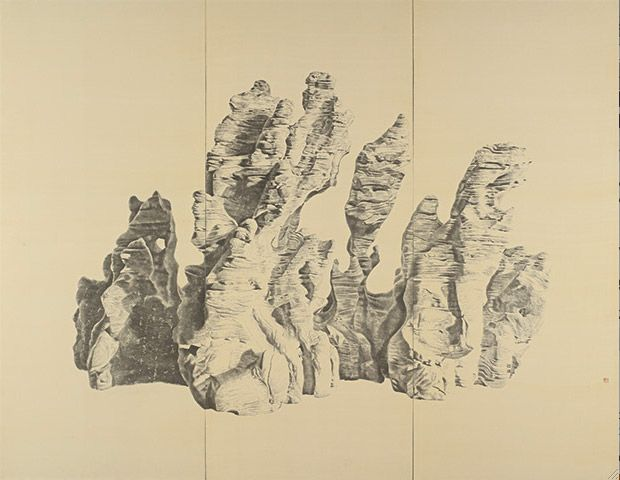 The Abiding Allure of Landscape: Chinese Contemporary Ink Paintings at Sotheby's | Sotheby's