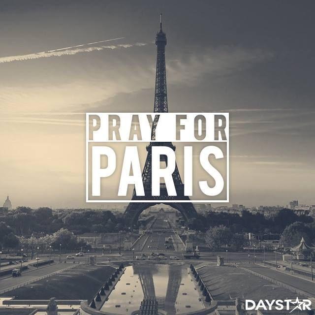 We Pray For Paris