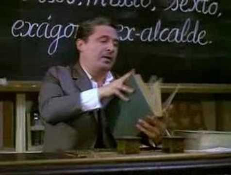 """""""Amanece que no es poco"""" de José Luís Cuerda.  Las ingles..."""
