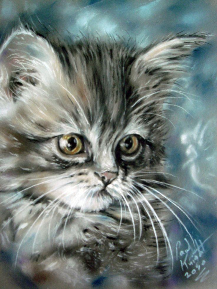 The Fairy And The Kitten by ~astarvinartist on deviantART
