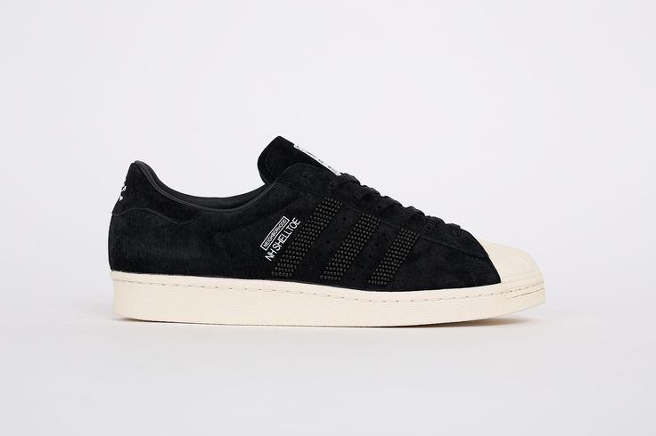 Neighborhood Shelltoe (black/ bone)