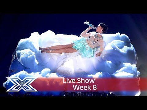 Saara Aalto taisteli tiensä Britannian X Factor -kisan semifinaaliin – suomalaislaulaja pääsi kilpailijoista ensimmäisenä jatkoon   X factor   HS
