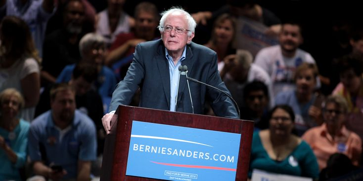 Bernie Sanders finally addresses Trump's win—and he doesn't pull punches