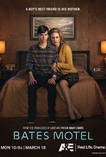 Bates Motel (2013) Poster