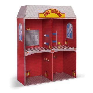 Adventure Fire Station Set - Overstock™ Shopping - Big Discounts on Badger Basket Play Sets