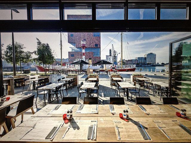 De Burgerij Antwerpen, restaurant, lifestyle blog www.looselab.nl
