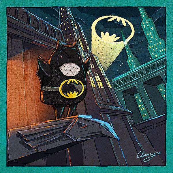 Batmanka - / Dirclumsy