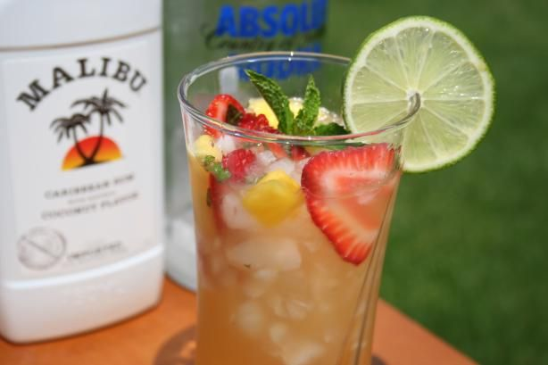 Tropical Punch Recipe!