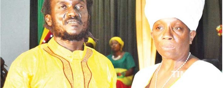 Rasta's marriage attracts attention