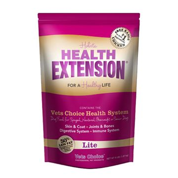 Health Extension Lite Dog Food...weight control