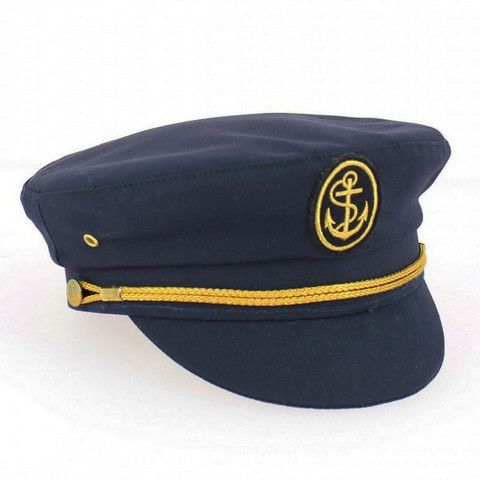 13 best nautical hats caps images on pinterest nautical hats composition and cap. Black Bedroom Furniture Sets. Home Design Ideas