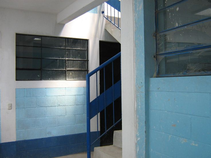 17 Stairway  to 3rd floor courtyard