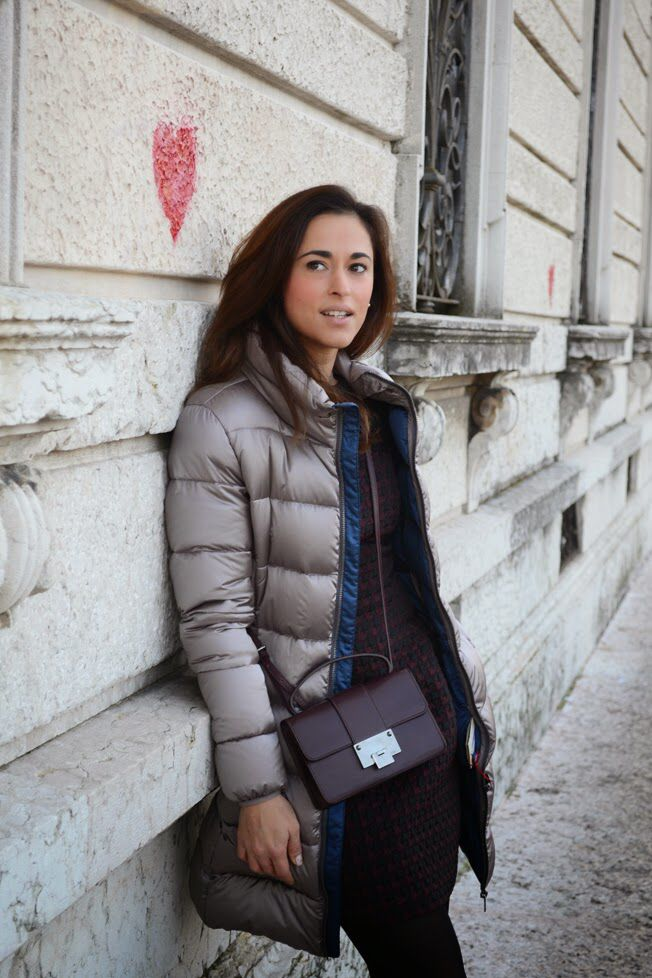 #winter #outfit #colmar #downjacket