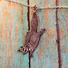 Sugarglider Sugar Glider Necklace Handcrafted Plastic Made in USA