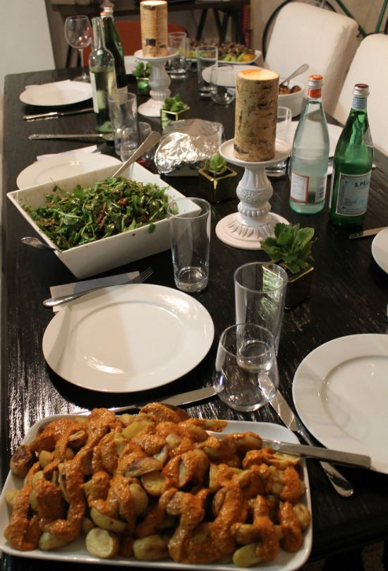 39 best images about gluten free dinner party dishes on for Dinner party menus and recipes
