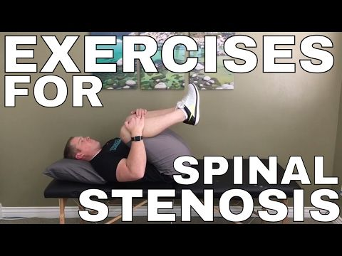 spinal stenosis stretches  ask doctor jo  youtube