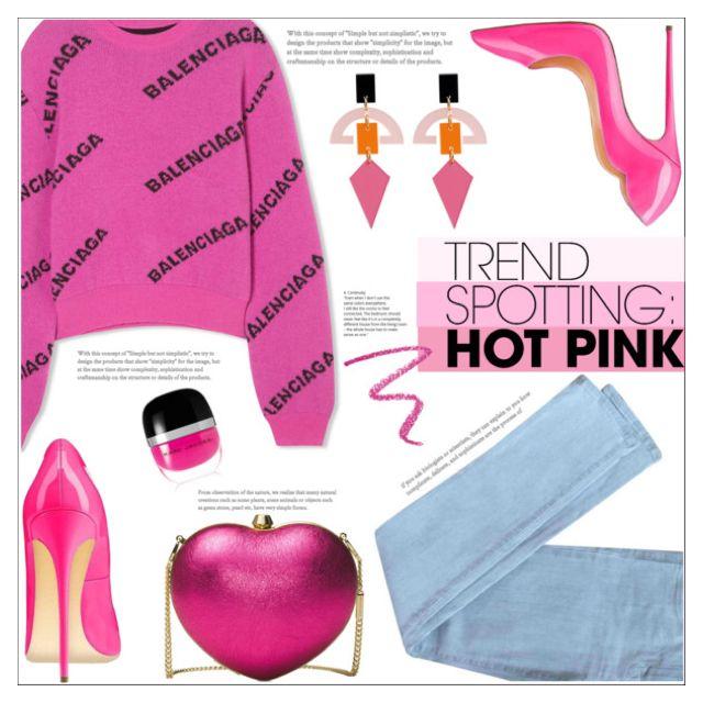 Hot Pink by lovine