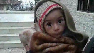 Families Facing Starvation and Famine in Madaya, Syria