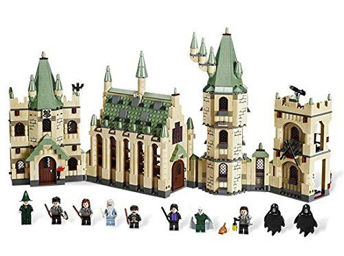 LEGO Harry Potter 4842 - Il Castello di Hogwarts: Amazon.it: Giochi e giocattoli