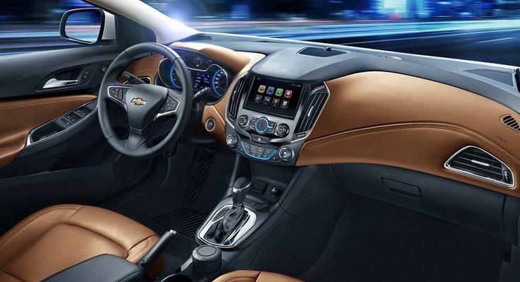 Nuevo Chevrolet Cruze, primeras fotos oficiales del interior - http://www.actualidadmotor.com/2014/06/26/nuevo-chevrolet-cruze-primeras-fotos-oficiales-interior/