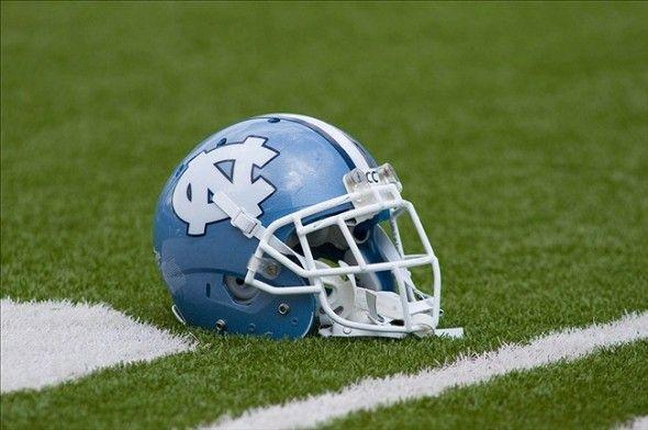 Tar Heel Football Helmet | Football: Did you Know? - Keeping It Heel - A North Carolina Tar Heels ...