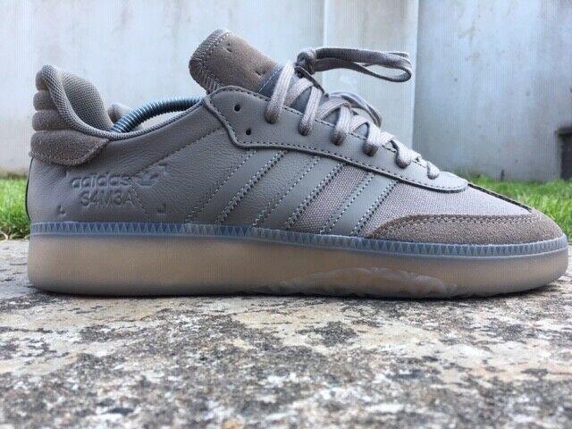 Ese Camarada reflujo  Adidas Samba RM Originals Simple Brown Size 9 UK 10 UK Mens Retro Trainers  NEW #adidas | Adidas shoes originals, Adidas samba, Retro trainers