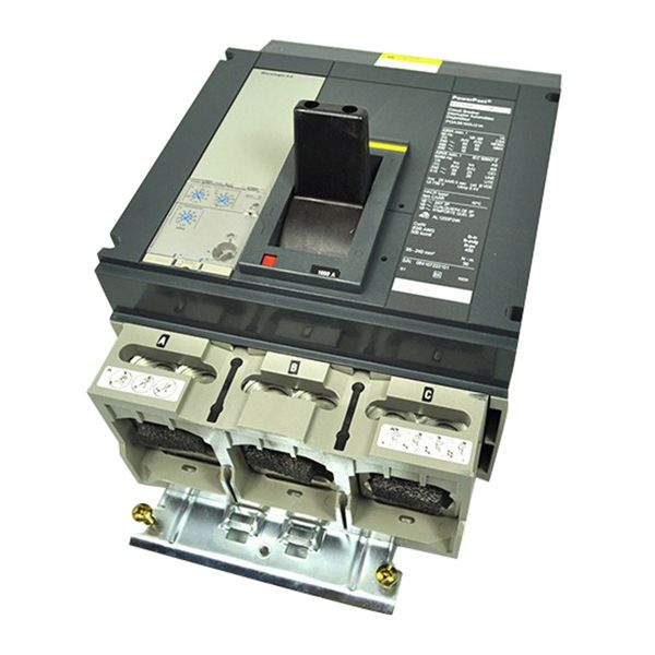 """Image of """"Schneider Electric / Square D PJA36120U43A PowerPact Micrologic I-Line Molded Case Circuit Breaker 1200 Amp, 600 Volt AC, 3-Pole, In-Line Mount,"""""""