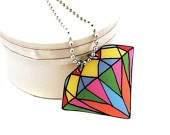 lovely necklace: Rainbows, Necklaces