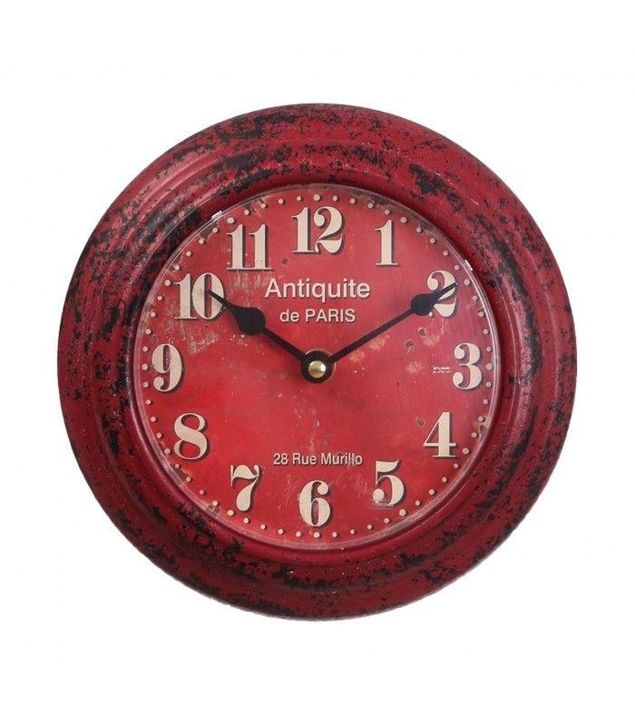 Las 25 mejores ideas sobre relojes de pared de la cocina for Reloj de cocina original