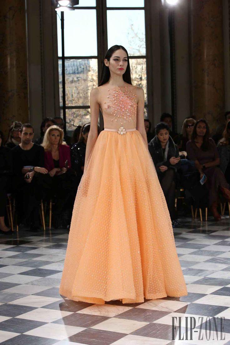 Georges Hobeika İlkbahar-Yaz 2016 - Haute couture