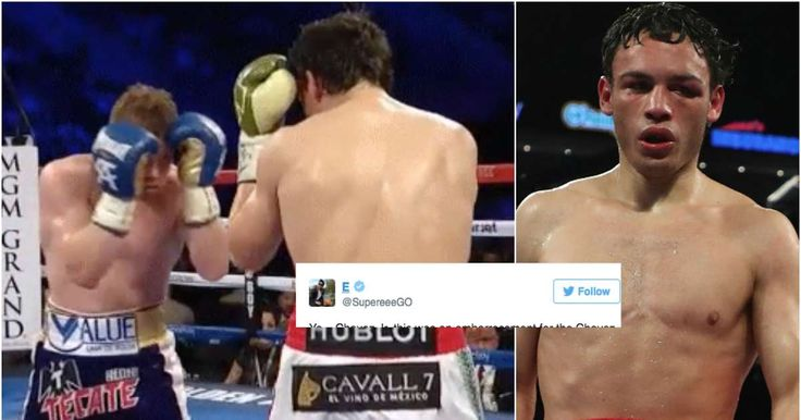 Why Twitter is destroying Julio Cesar Chavez Jr. after Canelo Alvarez fight http://www.givemesport.com/1047506-twitter-is-destroying-julio-cesar-chavez-jr-after-canelo-alvarez-fight?utm_campaign=crowdfire&utm_content=crowdfire&utm_medium=social&utm_source=pinterest