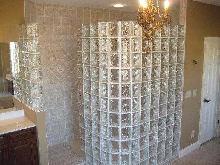 Doorless Shower Upgrade Joy Studio Design Gallery Best Design Glass Block Shower Doorless Shower Showers Without Doors