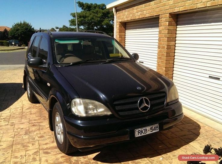 Cool Mercedes: Mercedes Benz ML 320 V6 4x4 SUV #mercedesbenz #mclass #forsale #australia...  Cars for Sale Check more at http://24car.top/2017/2017/04/08/mercedes-mercedes-benz-ml-320-v6-4x4-suv-mercedesbenz-mclass-forsale-australia-cars-for-sale/