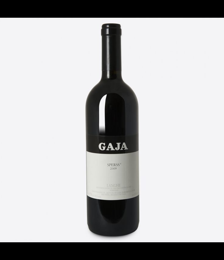 Gaya - Sperss 2011 - Vino - Collezione | L-Originale