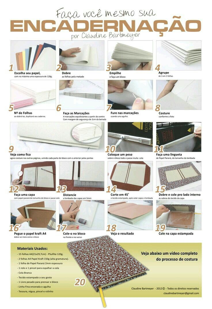 #DIY #moleskini #notebook #how #to