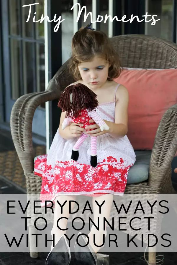Connecting with Kids: 10 Everyday Rituals That Will Mean So Much To Your Kids
