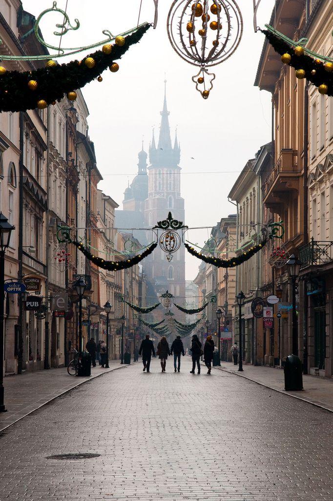 Krakow, Poland  ( by Simon Whitfield )