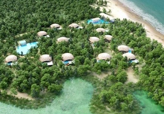 Exotic safari experience in Sri Lanka's oldest natural reserve, an all-inclusive stay in a luxurious cabin with a private pool, multitude of perks included