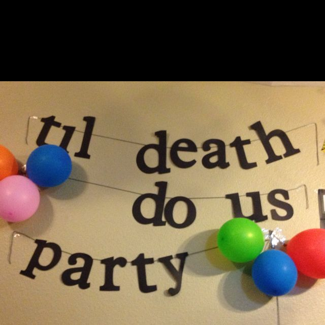Murder mystery birthday party sign made for kalas party