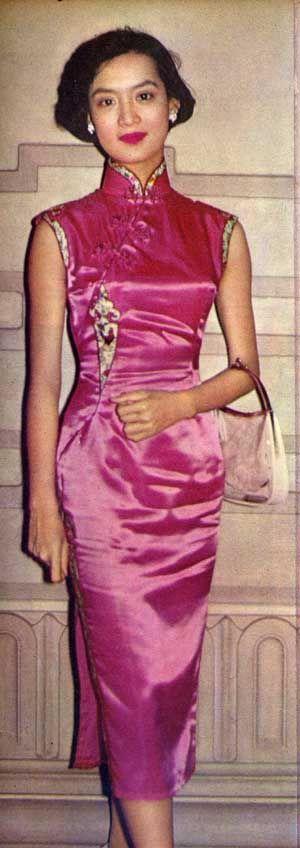 Evening dress hong kong records