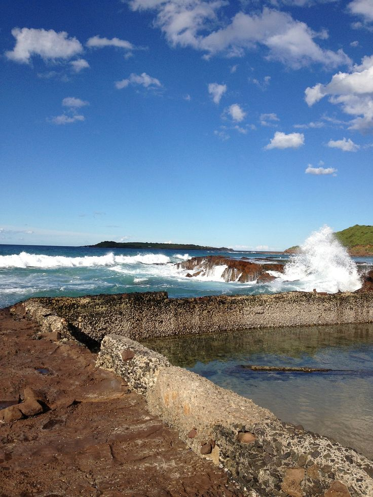 MM Beach Port Kembla #beaches #australianbeaches