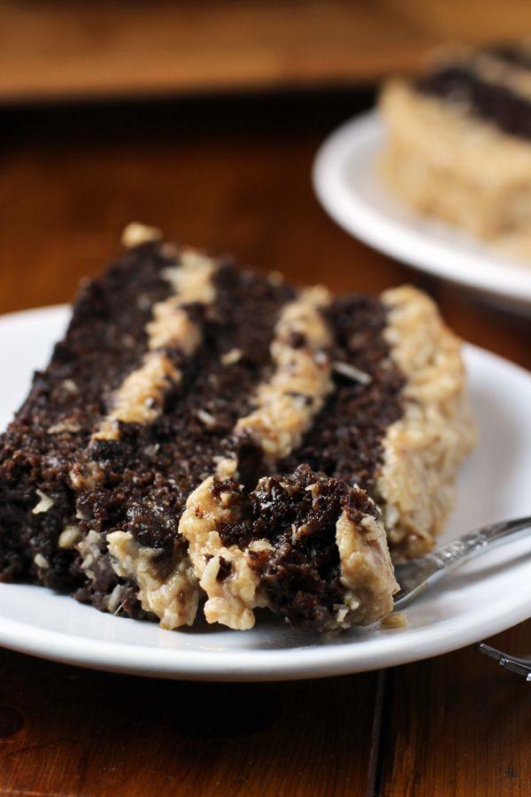 German Chocolate Gluten Free Cake Recipes